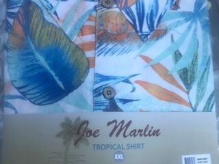 NEW shirt for summer by Joe marlin 2X large