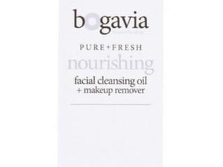 bogavia Pure Fresh Nourishing facial cleansing oil   makeup remover this is for  2