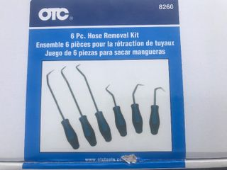New hose removal kit great to add to your to your arsenal