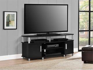 Carson 50 TV Console   Black   Altra