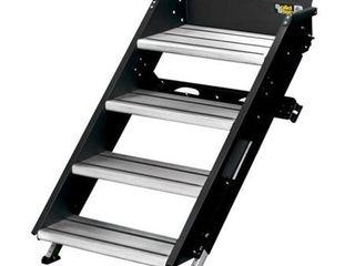 lippert Components 791575 30 ft  Gen 3 Manual Fold Down Quad Steps