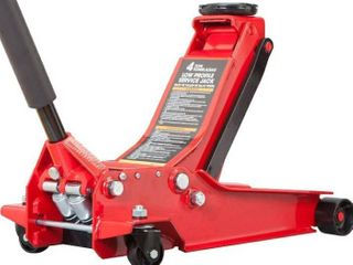 Big Red At84007r Torin Hydraulic low Profile Service floor Jack