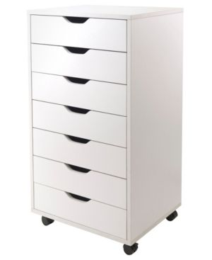 Winsome Wood Halifax 7 Drawer Cabinet