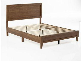 Everlane Home Classic Framed Platform Bed Full Southern Oak