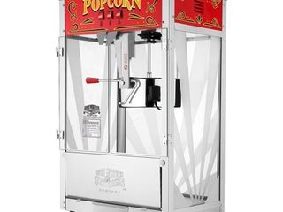 Great Northern Midway Marvel Commercial Quality Popcorn Popper 16 Ounce