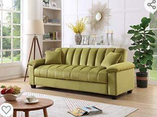 legend Furniture Sofabed  Green