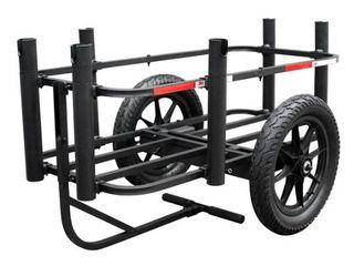 Rambo Bikes R185 Aluminum Fishing Bike Cart