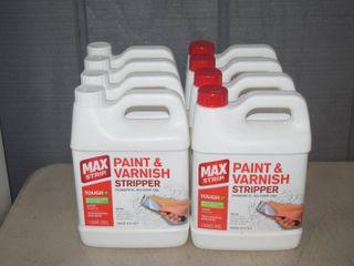 8 Quarts Max Strip Paint and Varnish Stripper