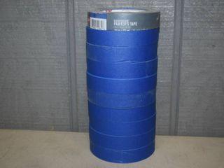 10 Rolls Blue Masking Tape Painter s Tape