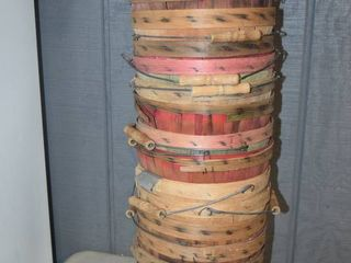 17 Small Bushel Baskets