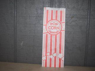 600 large Popcorn Bags