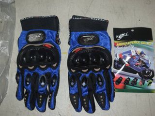 Moto Sport Gear Riding Gloves   Size large