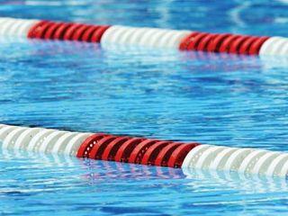 Competitor Swim 4  Pool lane line for 50 Meter Pool