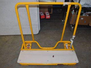 Metaltech Drywall Cart for Parts or Repair