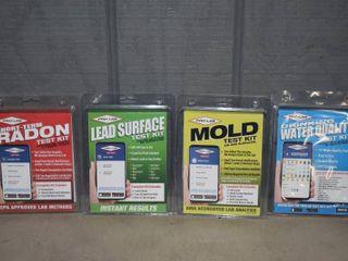 4 Pro lab Test Kits