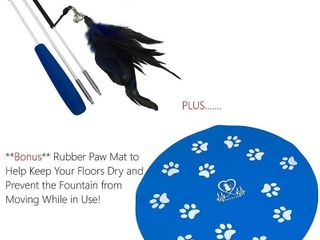 Pet Fit For life Blue Cat Fountain