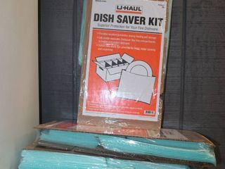 5 U Haul Dish Saver Kits