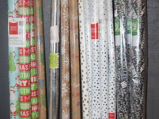 20 Rolls Wrapping Paper