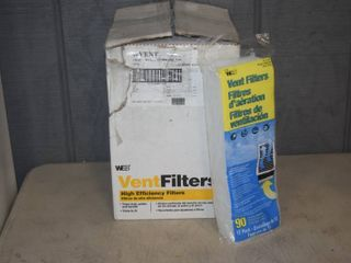 120 Vent Filters
