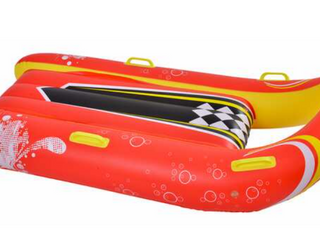 Power Glider 57 inch 2 person Inflatable Snow Sled