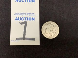 Collectable Coin Online Only Auction