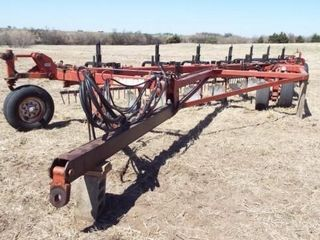 Wil Rich 10 Bottom Mold Board Plow