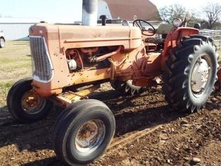 Allis Chalmers D17  1966 Series IV