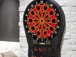Arachnid Cricket Pro 650 Tournament Series Electronic Dartboard