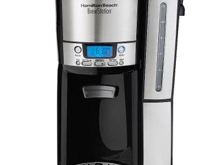 Hamilton Beach 12Cup BrewStation Coffee Maker SEE DESCRIPTION