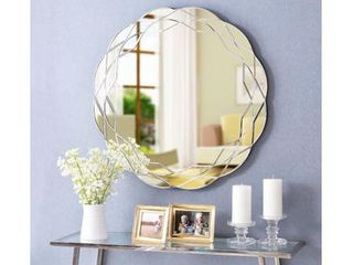 Turk Frameless Wall Mirror