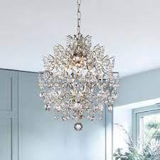 Dalia Indoor 3 light Crystal Chandelier