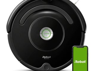 iRobot Roomba 675 WiFi Connected Robot Vacuum