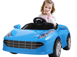 Kids RC Convertible