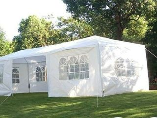 White Canopy Party Tent
