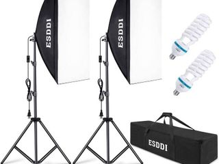 Soft Box lighting Kit