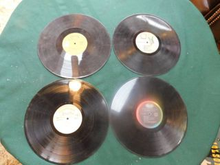 Four lP Records including The Carpenters