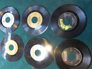 Six 45 RPM Records including Tommy James   The Shondells