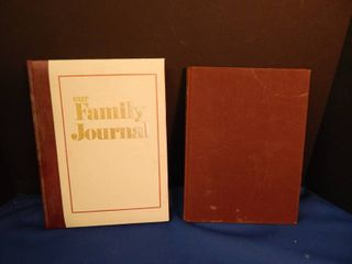 Family Journal   Book of Prayers