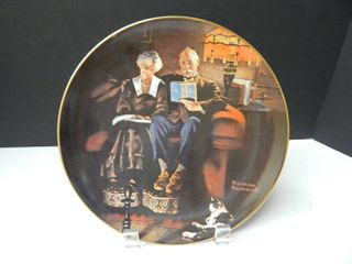 Collectors Plate Edwin Knowles