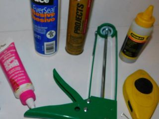 Misc  Tool lot   Home Improvement Items