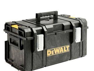 DEWAlT DWST08203 Tough System Case  large DAMAGED