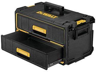 DEWAlT Tough System 2 Drawers  DWST08290  DAMAGED