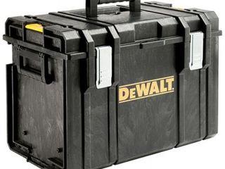 DEWAlT Port Stackabl Tool Box 21 5 8 Wx14 3 8 D DWST08204