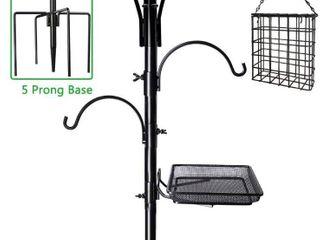 shrdaepe premium bird feeding station