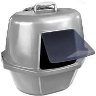 Van Ness Corner Enclosed Cat litter Pan
