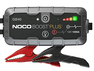 NOCO BOOST PlUS CAR BATTERY CHARGER 12V