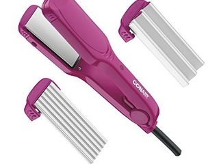 Conair 3 in 1 straight waves specialty styler