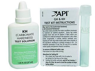 Fresh Salt Carbonate Test Kit