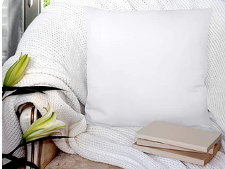 Hippih White Pillow Inserts