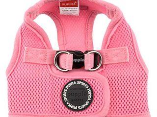 PUPPIA International Puppia Harness Soft B Vest Pink XXlarge
